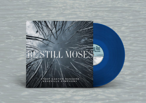 Steep Canyon Rangers Asheville Symphony Be Still Moses LP